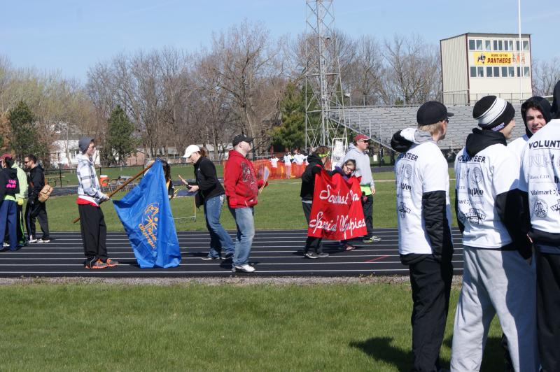 14th 2016 Southeast Iowa Area Special Olympic Spring Games Photo
