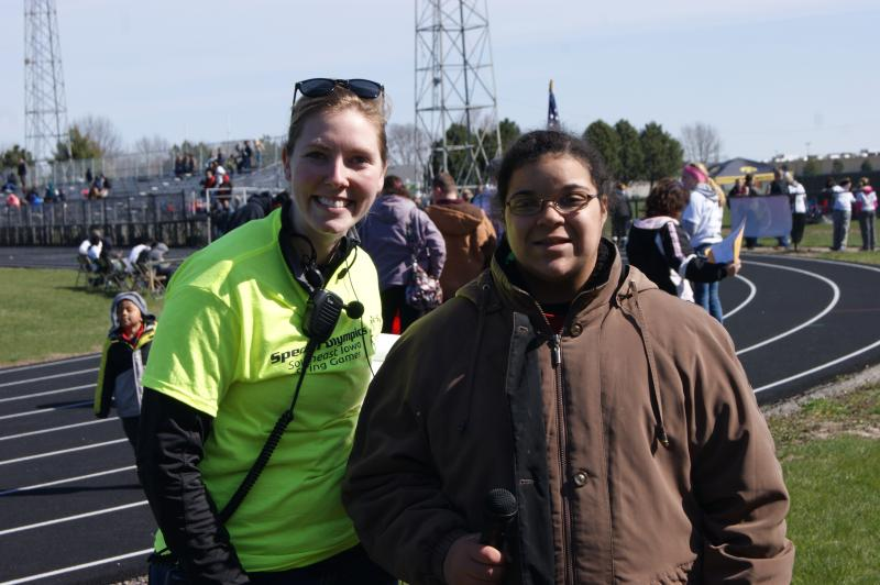 16th 2016 Southeast Iowa Area Special Olympic Spring Games Photo