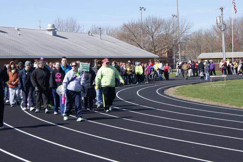 17th 2016 Southeast Iowa Area Special Olympic Spring Games Photo