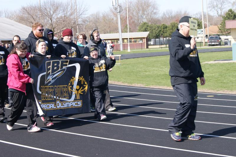 19th 2016 Southeast Iowa Area Special Olympic Spring Games Photo