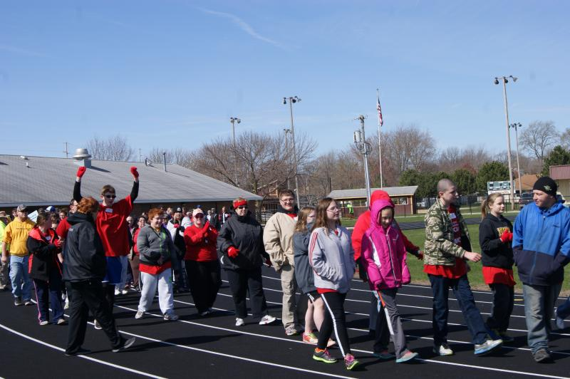 20th 2016 Southeast Iowa Area Special Olympic Spring Games Photo