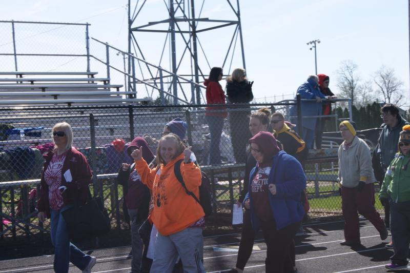 23rd 2016 Southeast Iowa Area Special Olympic Spring Games Photo