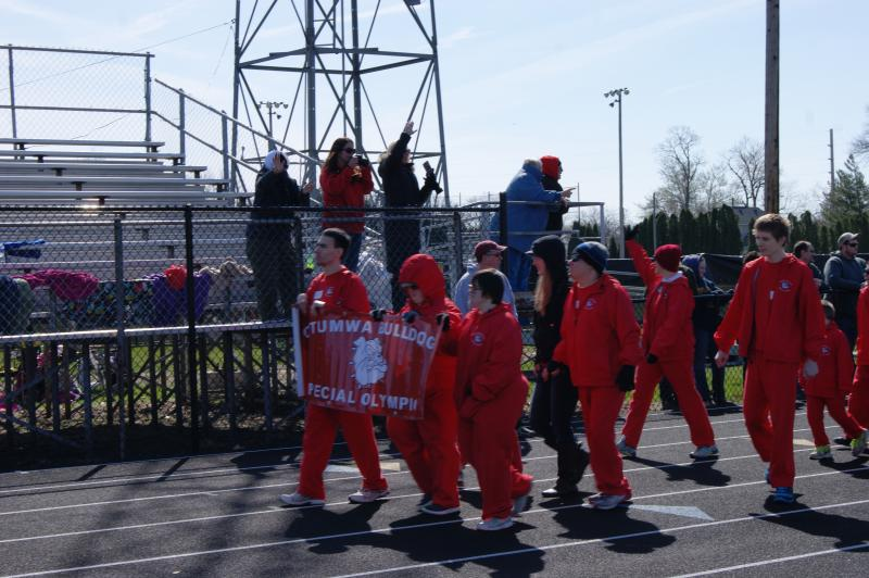 25th 2016 Southeast Iowa Area Special Olympic Spring Games Photo