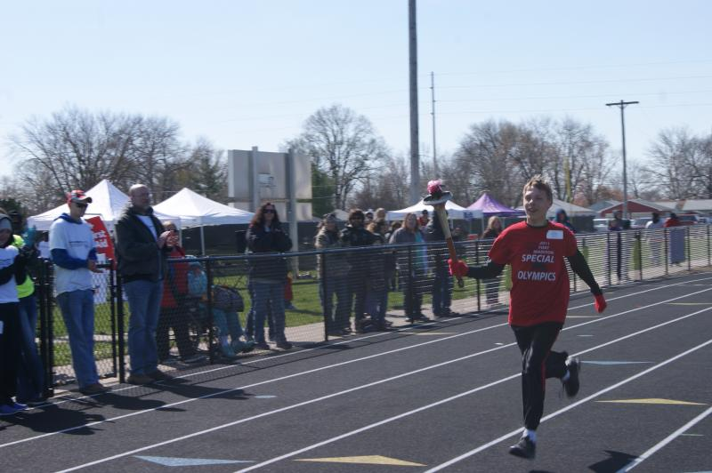 26th 2016 Southeast Iowa Area Special Olympic Spring Games Photo