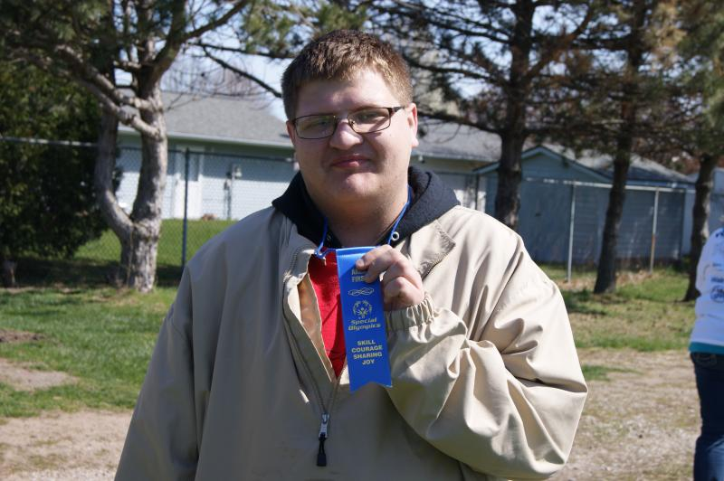 31st 2016 Southeast Iowa Area Special Olympic Spring Games Photo