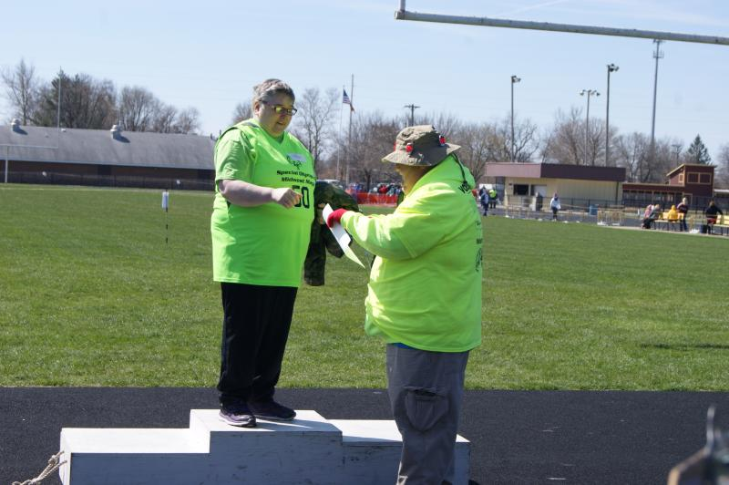 32nd 2016 Southeast Iowa Area Special Olympic Spring Games Photo