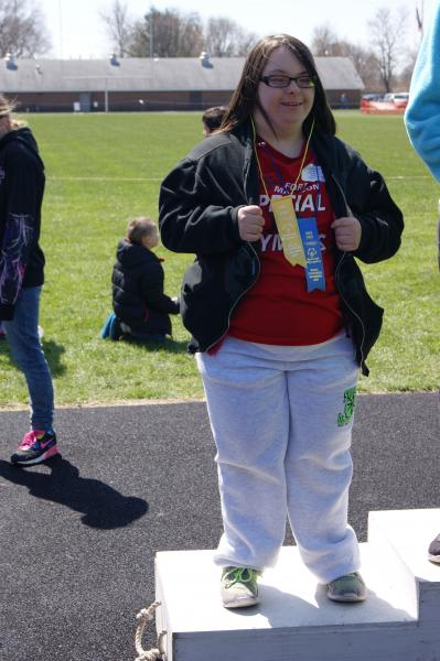 36th 2016 Southeast Iowa Area Special Olympic Spring Games Photo
