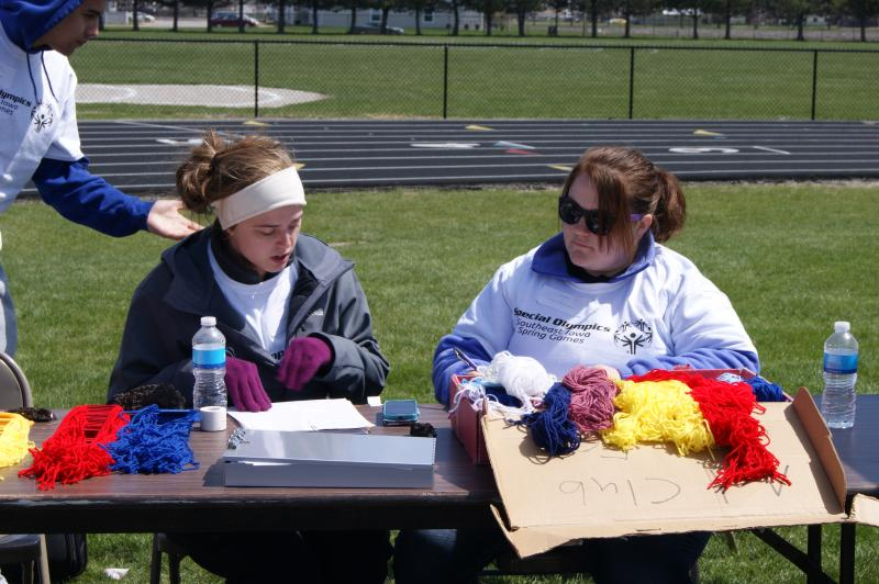 42nd 2016 Southeast Iowa Area Special Olympic Spring Games Photo