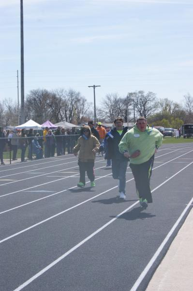 45th 2016 Southeast Iowa Area Special Olympic Spring Games Photo