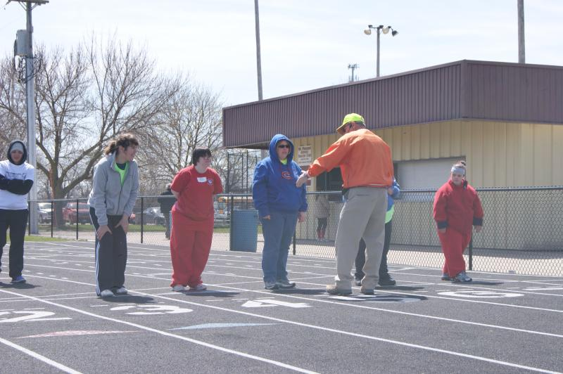 47th 2016 Southeast Iowa Area Special Olympic Spring Games Photo