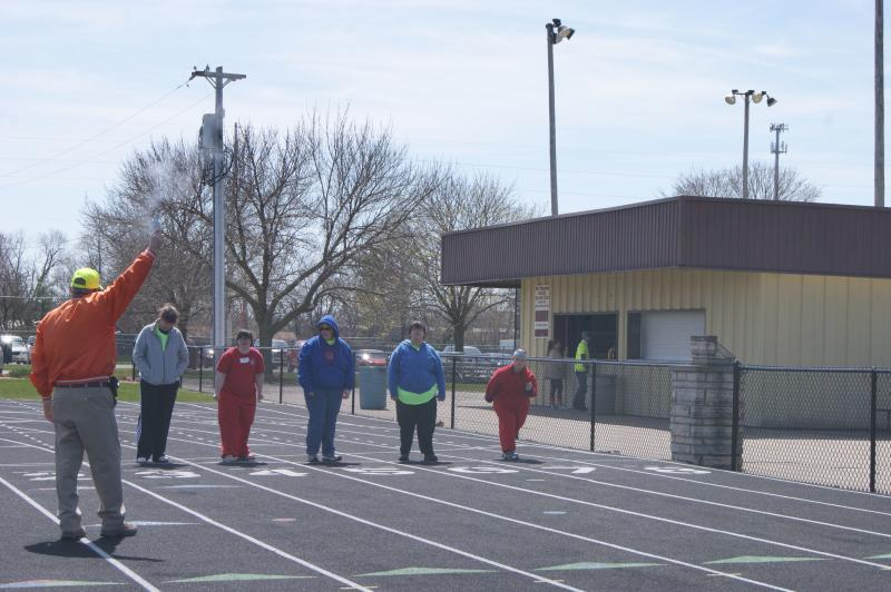 48th 2016 Southeast Iowa Area Special Olympic Spring Games Photo