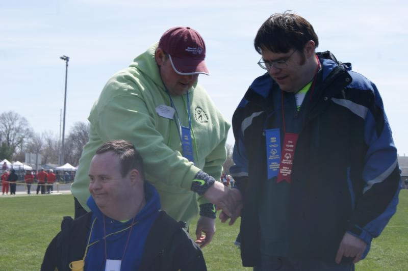 50th 2016 Southeast Iowa Area Special Olympic Spring Games Photo