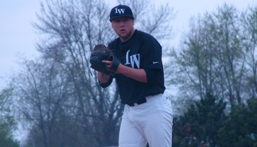 Erik Allen pitched six shutout innings as IWC completed a doubleheader sweep of Ashford Saturday.
