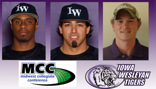 Armstrong, Sanchez, Mitchell all receive MCC weekly honors