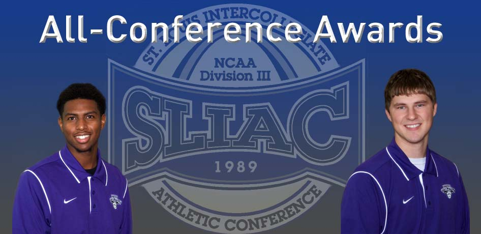 Photo for Fowler, Lennon Earn SLIAC All-Conference Honors
