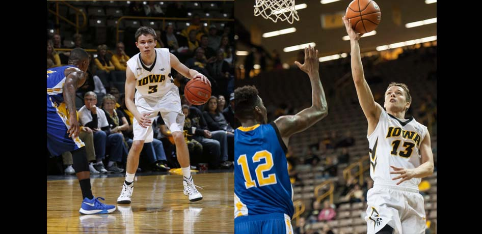 Photo for Men�s Basketball Announces Two Local Additions to the 2016-17 Recruiting Class
