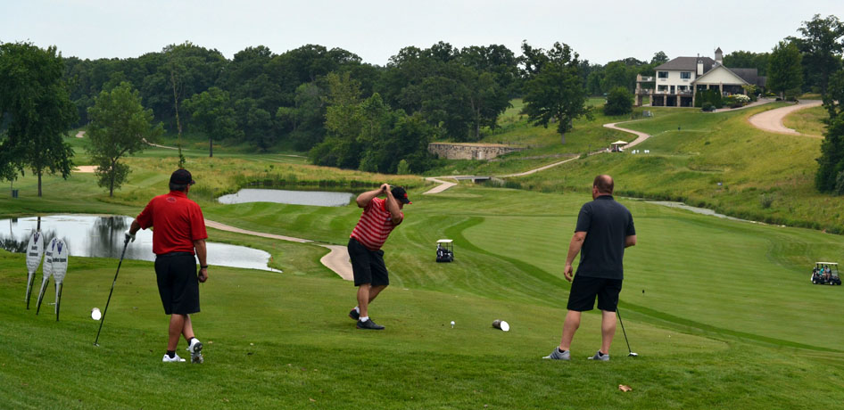 Photo for Tiger Club Golf Outing Held at Spirit Hollow