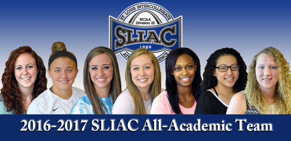 Photo for 7 Women's Basketball Members Earn SLIAC Conference All-Academic Honors