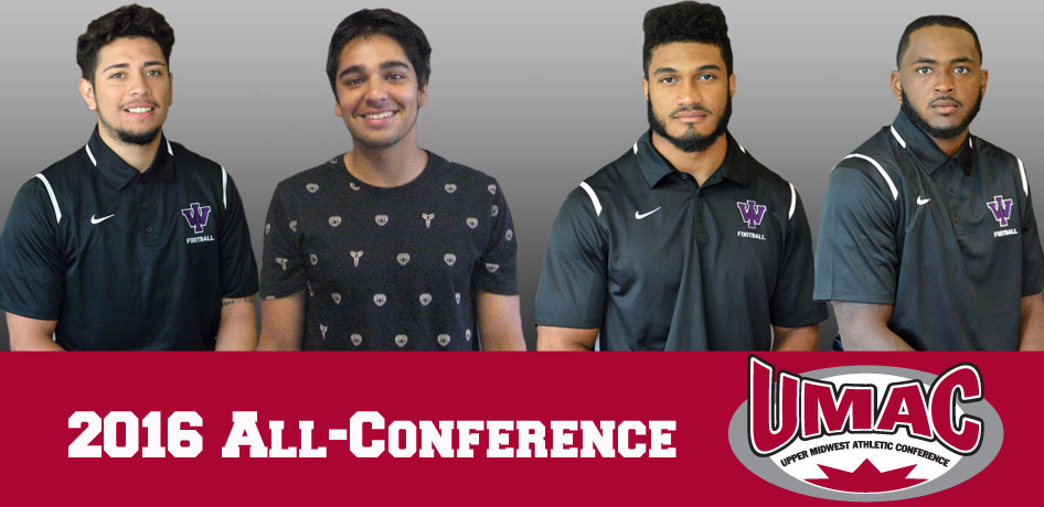 Photo for Four Tigers Receive UMAC All-Conference Honors