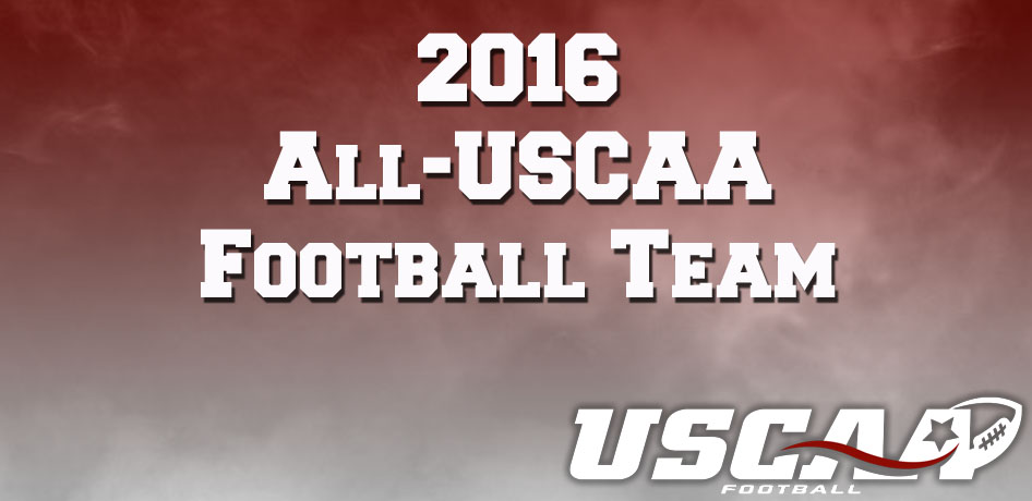 Photo for Ten Tigers Named to 2016 All-USCAA Football Team