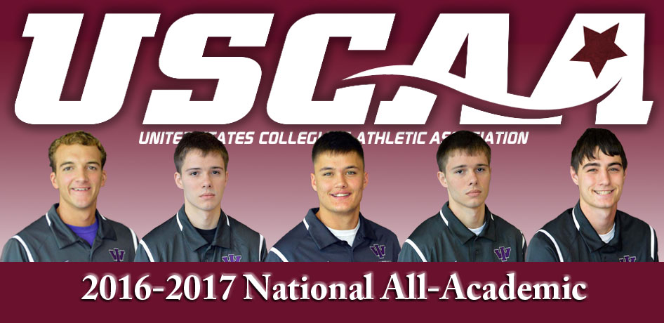 Photo for 5 Men's Basketball Members Earn National All-Academic Honors