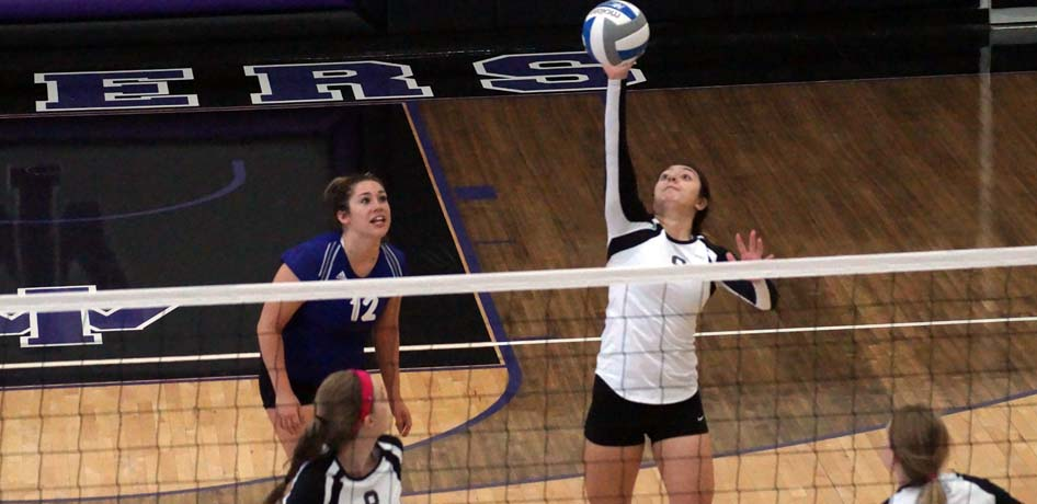 Photo for Tigers Take a Set in Loss to Simpson