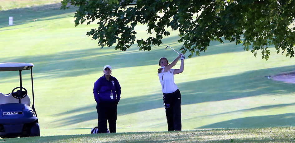 "Photo for Women's Golf Ends Season at Mike ""Fluff"" Cowan Invitational"