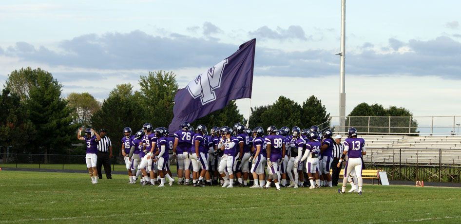Photo for Iowa Wesleyan Football Releases 2017 Schedule