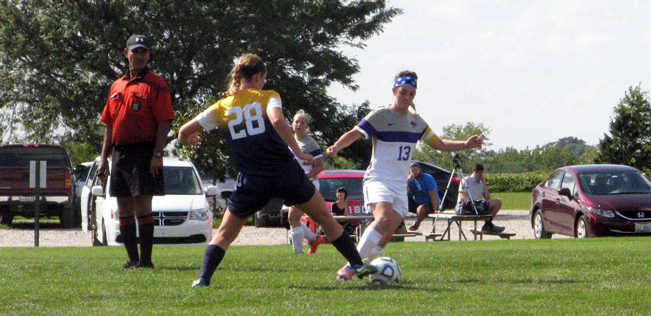 Photo for Women�s Soccer Falls to Blue Jays
