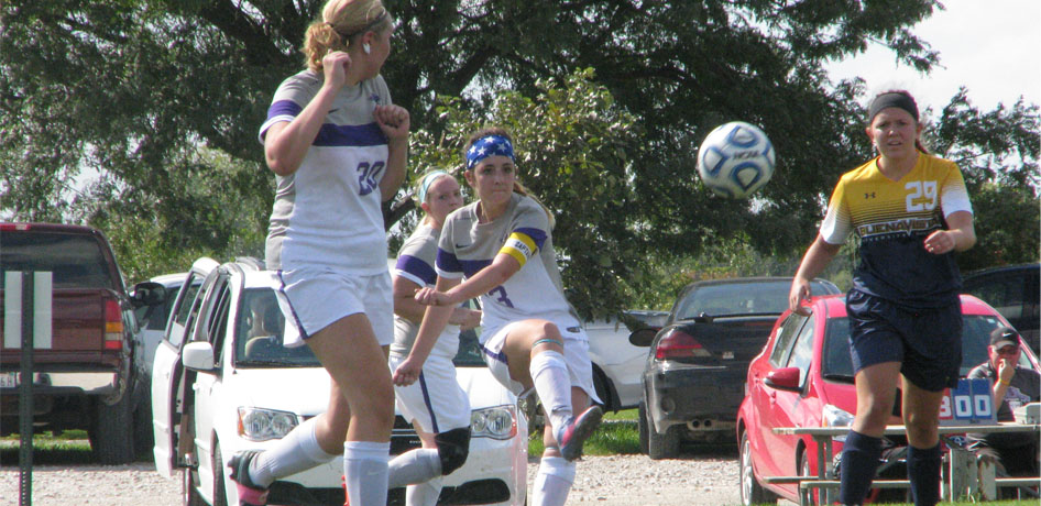 Photo for Women�s Soccer Picks up First Tie of Season
