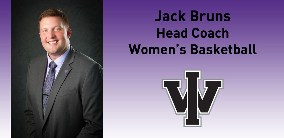 Photo for Jack Bruns Named Head Women's Basketball Coach at Iowa Wesleyan University