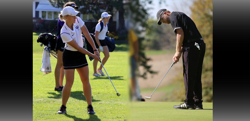 Photo for Men's Golf Records Runner-up Finish, Women's Golf Finishes Fourth at IW Tiger Classic