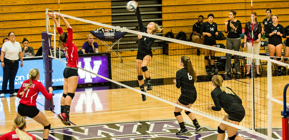 Photo for Iowa Wesleyan Announces 2017 Volleyball Schedule
