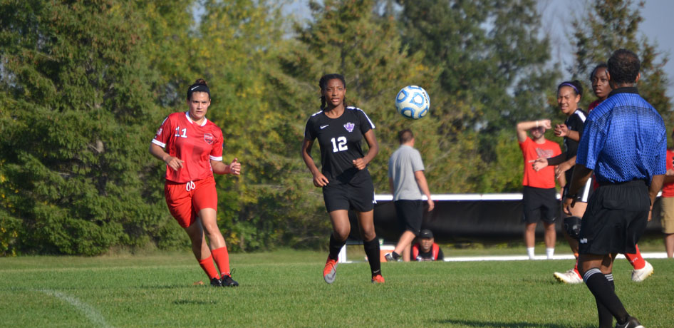 Photo for Women's Soccer Drops Second Conference Match