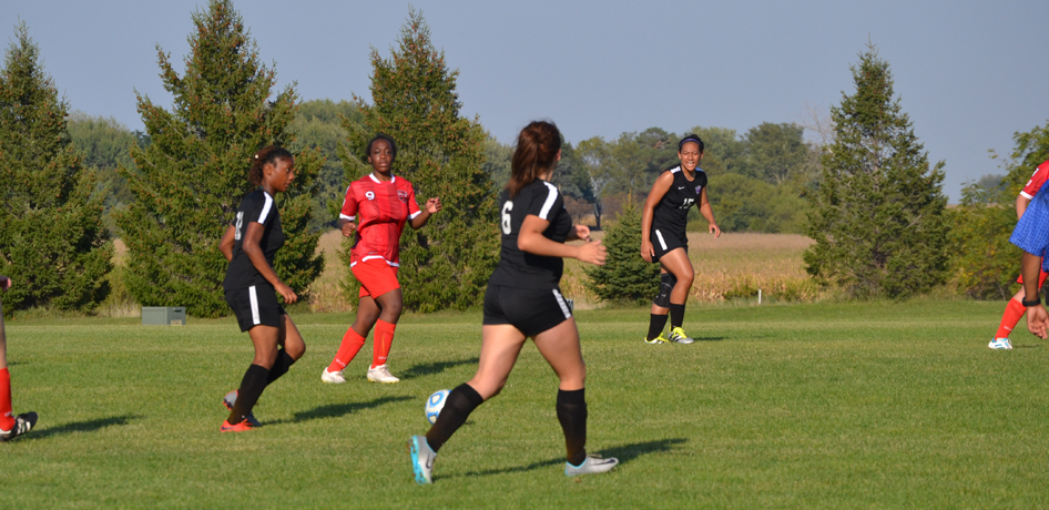 Photo for Women's Soccer Shutout by Simpson