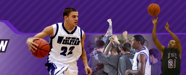 Iowa Wesleyan College Tigers Header Image