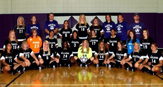 2011 Women's Soccer Team Photo